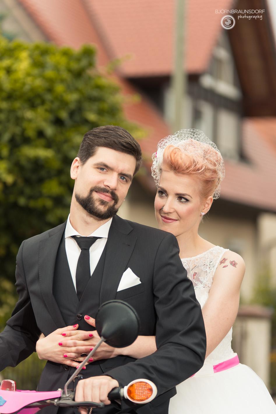 Christine und Philipp