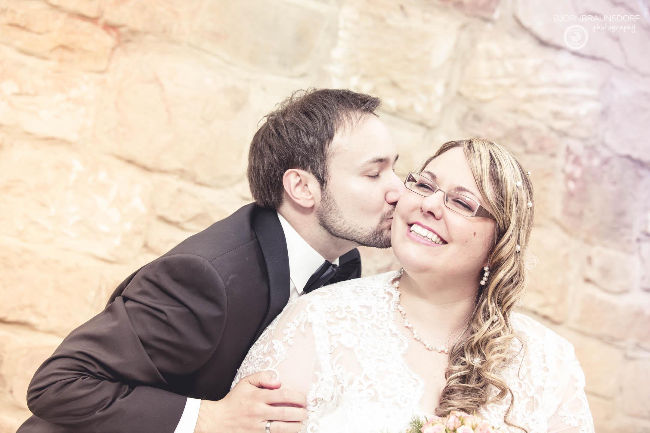 Sarah und Tristan