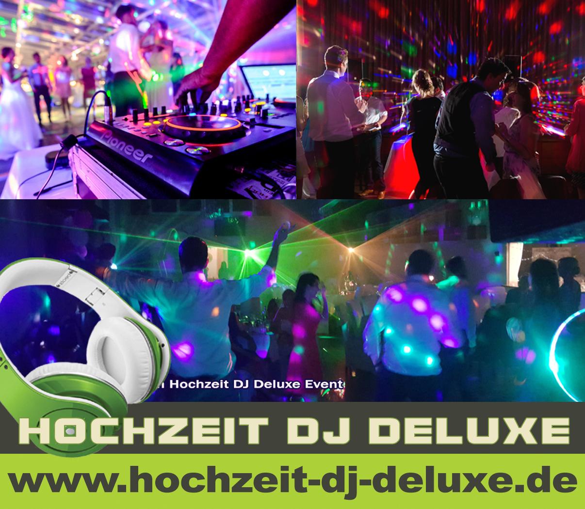 Hochzeit DJ deluxe logo